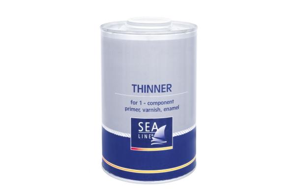 THINNER for 1K (primer, varnish, enamel)