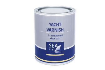 Lakier jachtowy – YACHT VARNISH 1K