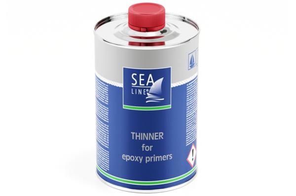 Verdünner für epoxidprimer (alle Sea-Line)