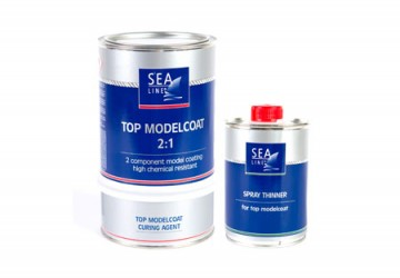 NEW PRODUCT — TOP MODELCOAT