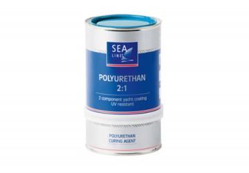 NOUVELLE COULEUR! Polyuréthane bleu clair!