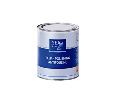Self-polishing antifouling paint
