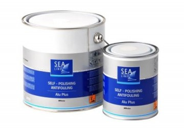 NEW OFFER! Antifouling for aluminium