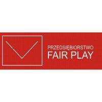 NAGRODA Przedsiębiorstwo Fair Play