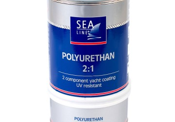In the autumn even richer palette of colors – gray polyurethane yacht now available