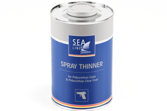 SPRAY THINNER FOR POLYURETHAN