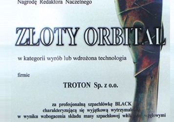 Złoty Orbital 2006