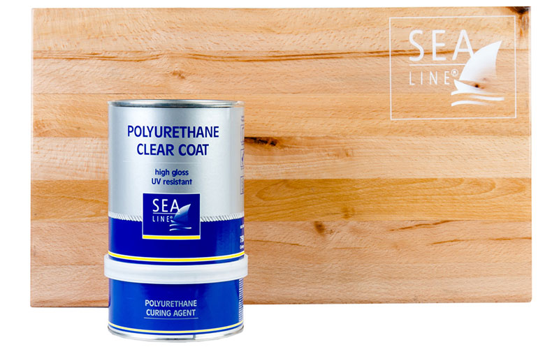 High Gloss Polyurethane Clear Coat – Varnish - Sea-Line