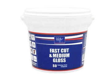 S0 FAST CUT & MEDIUM GLOSS – polishing paste