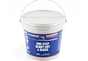 S05 ONE STEP, HEAVY CUT & GLOSS – pâte à polir