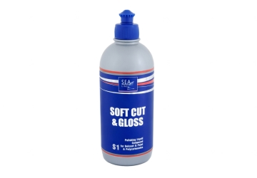 S1 SOFT CUT & GLOSS – Polishing paste