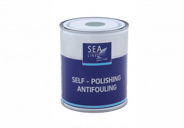 Selfpolishing Antifouling Paint