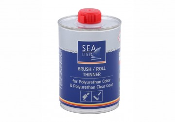 NEW – Thinner for polyurethane in the packaging of 250 ml