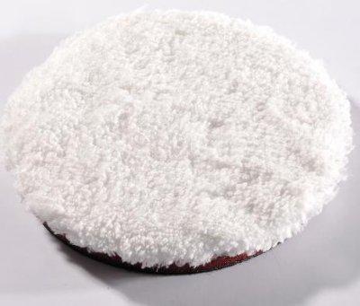 Głowice polerskie - dysk z mikrofibry