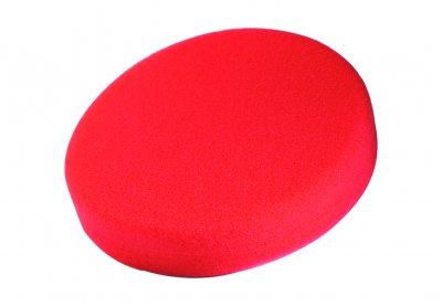 Głowice polerskie - gabka PROFI czerwona (soft)