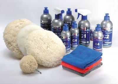 Kosmetyki Sea-Line BRAYT - gruba preparatów do czysczenia i polerowania nie tylko jachtów i łodzi motorowych