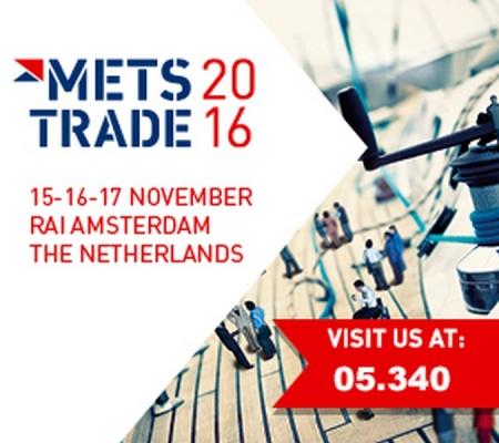 METS 2016, Amsterdam 15-17 listopada
