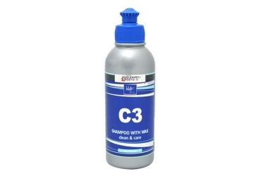 C3 SHAMPOING AUTO AVEC CIRE – NETTOYAGE ET PROTECTION
