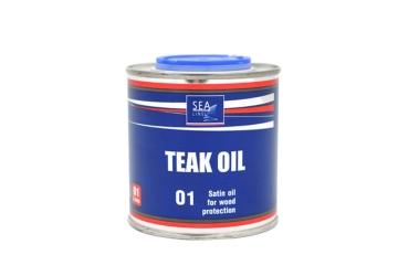 TEAK OIL – NEW 2017