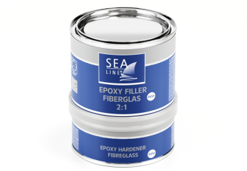 Epoxy Filler with fiberglass (NEW)