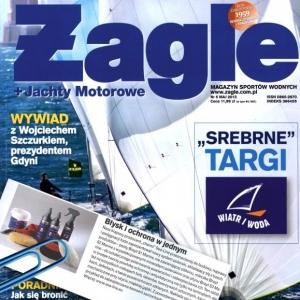 Systemy polerskie Sea-Line w Żaglach! (Żagle 05.2013)